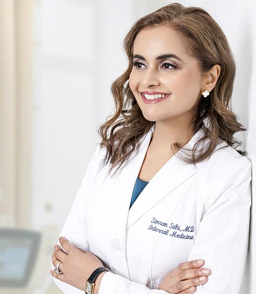 Dr. Simran Sethi RenewMD Beauty & Wellness Medpsa Fremont