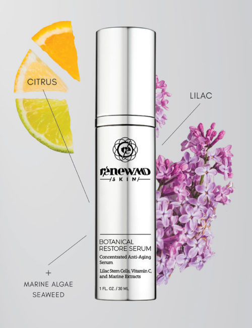 RenewMD Wellness & Beauty - Botanical Restore Serum
