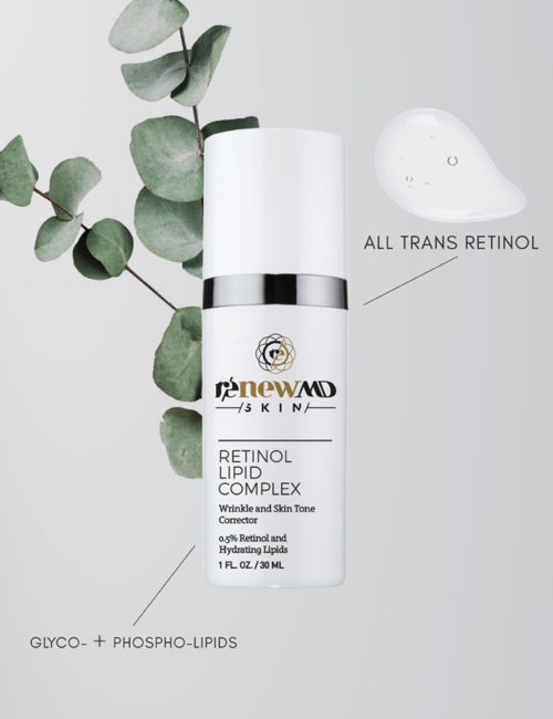 RenewMD Wellness & Beauty - Retinol Lipid Complex