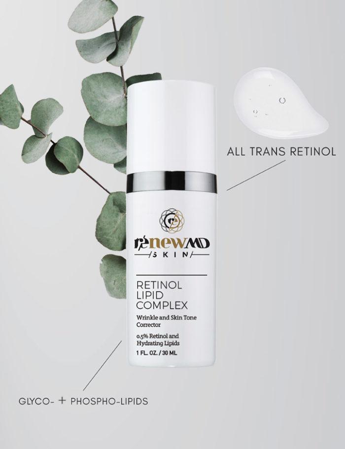 RenewMD Wellness & Beauty - Retinol Lipid Complex