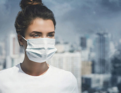Bad Air Quality and Your Skin Health