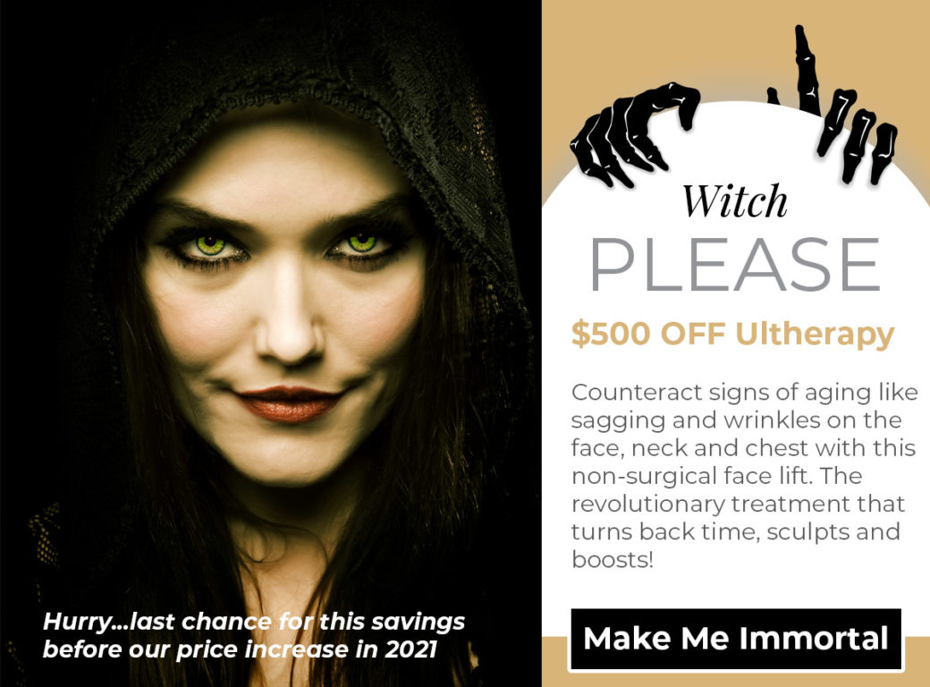 Ultherapy $500 OFF